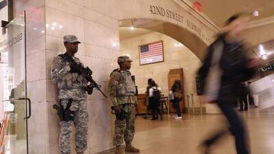 Tras los recientes ataques terroristas, así refuerza Nueva York la seguridad en la Navidad