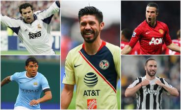 Oribe Peralta y otros grandes 'traidores' en el fútbol mundial