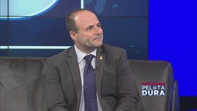 En exclusiva, el secretario de Seguridad Pública habla sobre la criminalidad en el país