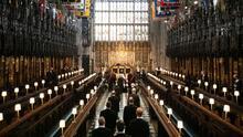 En una ceremonia emotiva y discreta, dan el último adiós al príncipe Felipe, duque de Edimburgo