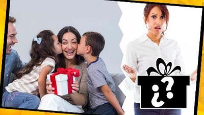 Darle regalo a la madrastra, todo un dilema en el Día de la Madre