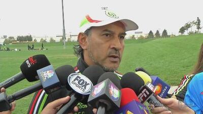 Raúl Gutiérrez: 'No pensamos en empates y siempre nos planteamos para ganar'