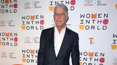 Las cenizas del chef Anthony Bourdain ya tienen un destino final
