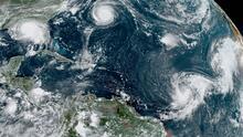 Paulette regresa de la muerte y se convierte en una tormenta tropical 'zombie'