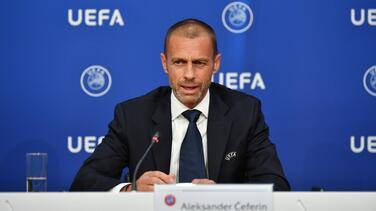 La UEFA declara la guerra a clubes por Superliga Europea