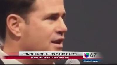 Perfil de Doug Ducey, candidato republicano a Gobernador de Arizona
