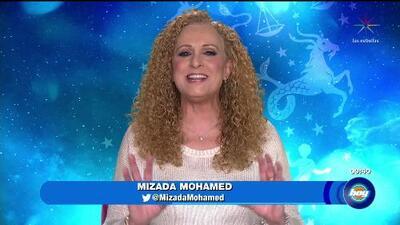 Los horóscopos con Mizada Mohamed del 27 de julio