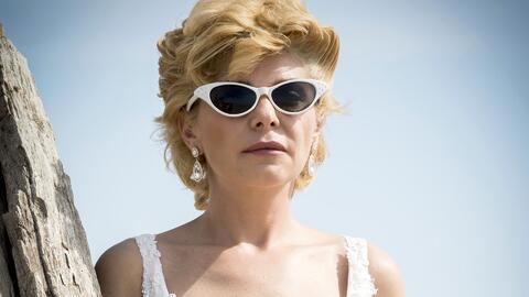 Itatí Cantoral se mostró muy conmovida al despedirse de su personaje de Silvia Pinal