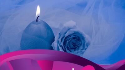 Para qué sirven las velas azules