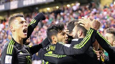 Definidos los rivales de México para la Copa Confederaciones Rusia 2017