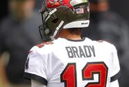 Tom Brady habló sobre la eliminación de los Patriots en la NFL