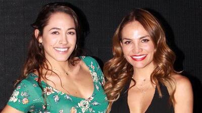Acompañada de su hija, Fabiola Campomanes responde sobre las atrevidas fotos que comparte en redes