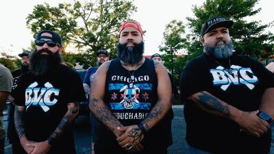 Tienen barba y buen corazón