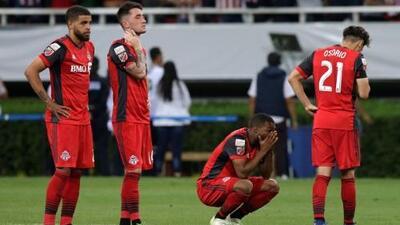 """""""Nunca estuvimos a la altura"""", lamentan en Toronto FC tras ser goleados en Panamá"""