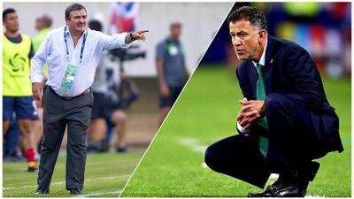 """Óscar Ramírez, sobre las rotaciones de Osorio: """"Es medio camaleón, ¿verdad?"""""""