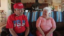 Pro-Trump Chicanos at the border
