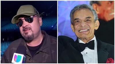 """Pepe Aguilar considera una """"gran responsabilidad"""" el homenaje que le hará a José José en los Latin GRAMMY"""
