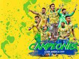 Brasil es campeón de la Copa América ante un muy digno Perú
