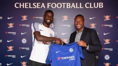 El Chelsea anunció el fichaje de Antonio Rudiger