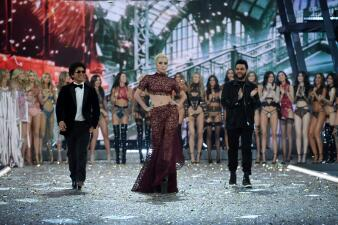 Fotos: Bruno Mars, Lady Gaga y The Weeknd en el Victoria's Secret Fashion Show 2016