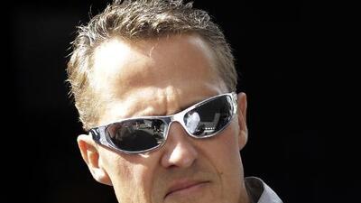 Michael Schumacher recibe terapia con células madre