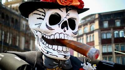 ¿Qué rituales son comunes durante la celebración del Día de los Muertos?