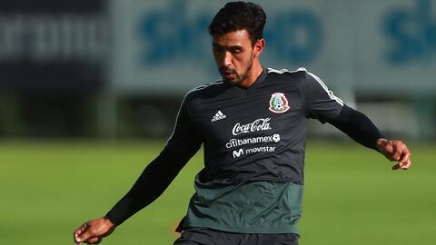 Hubo mutuo acuerdo entre Oswaldo Alanís y el Real Oviedo para que estuviera con México en la fecha FIFA