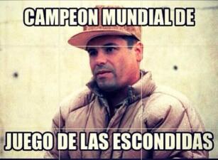 Las memes sobre la captura de El Chapo