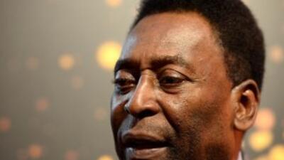 """Pelé: """"Es un día muy triste para el deporte brasileño"""""""