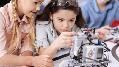 ¿Cuál es la clave para involucrar más a los niños en Ciencia y Matemáticas? El trabajo en grupo