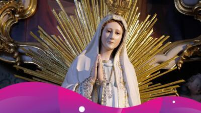 La historia de la Virgen de Fátima