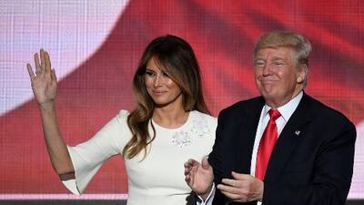 Abogado que trabajó en la Organización Trump habla sobre la controversia de Melania Trump