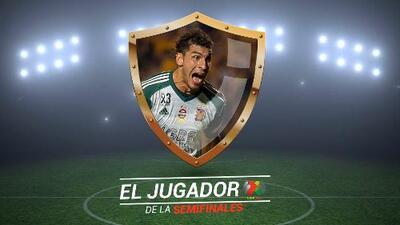 La Figura de las Semifinales es Nahuel Guzmán