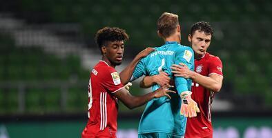 Bayern Múnich recupera uno de sus dos lesionados
