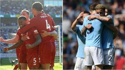 Calendario que les queda a Liverpool y Manchester City para cerrar la temporada