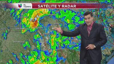 Posibles tornados son la amenaza principal de Houston