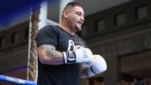 Ya tiene rival: Andy Ruiz regresa al ring en este 2021