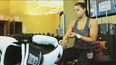 La difícil vida de Maricela 'La Diva' Cornejo, actriz, modelo y boxeadora profesional