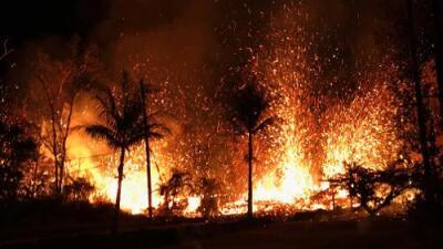 La lava del volcán Kilauea ha arrasado con 26 casas en Hawaii