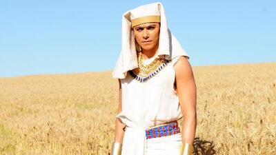 Te damos las razones para ver noche a noche 'José de Egipto' por Univision, este lunes gran estreno