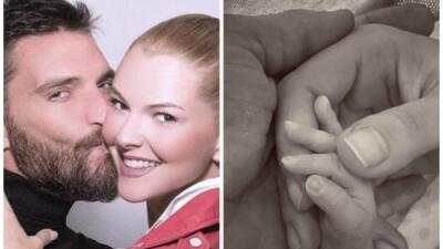 Ya nació el bebé de Marjorie de Sousa y Julián Gil