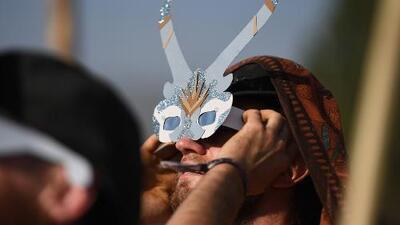 ¿Dónde disfrutar del eclipse solar en Houston?