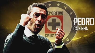 Así ha sido el balance de Pedro Caixinha dirigiendo a Cruz Azul