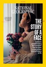 La mujer que recibió un trasplante de rostro, la historia de portada de National Geographic