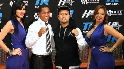 Félix Verdejo contra Oscar Bravo este sábado en Solo Boxeo