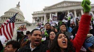 Regresa a Dallas la delegación de soñadores que viajó a Washington para pedir a legisladores aprobar DACA permanente
