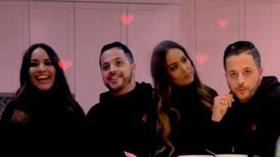 ¡Beso! ¡beso!: fans de Mayeli Alonso claman que formalice su relación con Jesús Mendoza