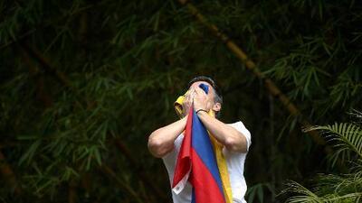 Tras 3 años, 4 meses y 19 días en la cárcel, Leopoldo López pudo regresar a casa