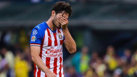 Pollo' Briseño llora al recordar que no jugó en los Olímpicos