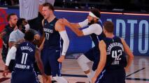 """""""Me siento emocionada"""": Trabajadores esenciales podrán disfrutar juego de los Dallas Mavericks"""
